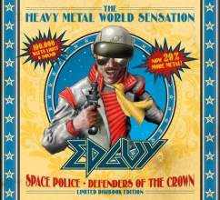 Edguy Space Police Defenders Of The Crown limited didgibook