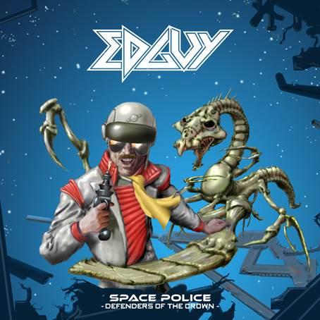 Edguy SPACE POLICE - Defenders Of The Crown