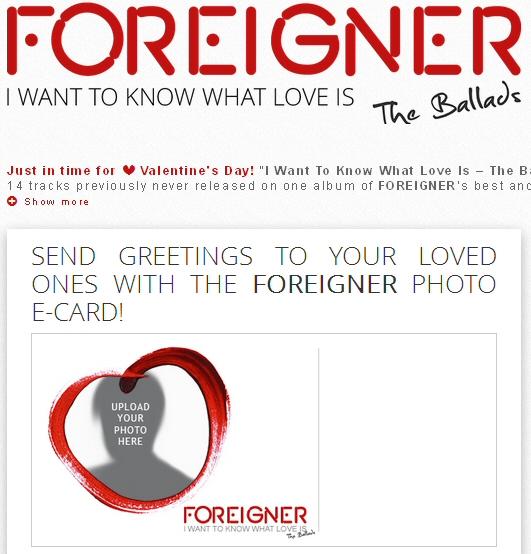 ForeignerValentineEcard