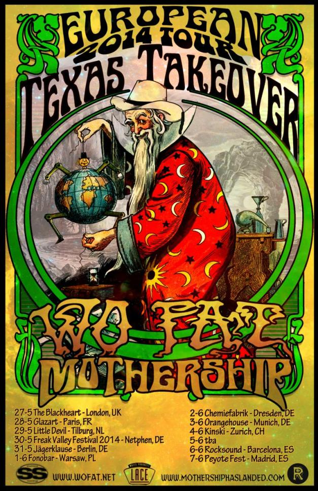 Mothership_Tour Flyer
