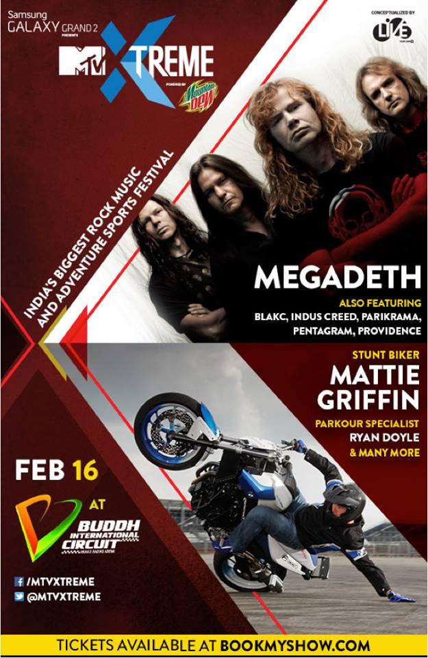 Mtv Xtreme fest india