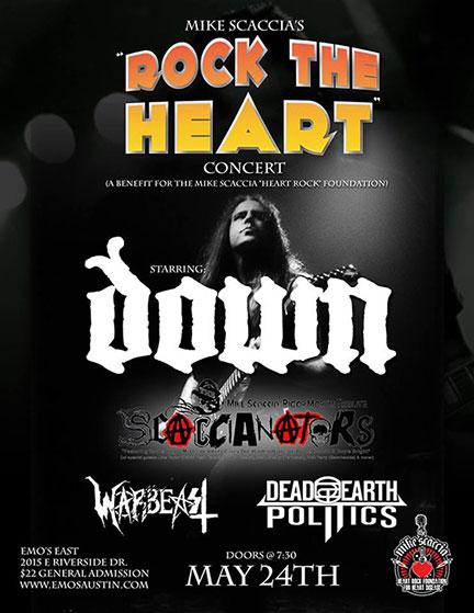 Rock The Heart Benefit Concert