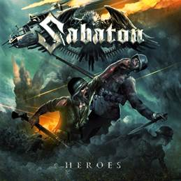 SABATON Heroes Jewelcase and Vinyl