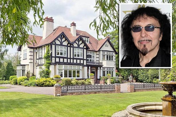 Tony Iommi House