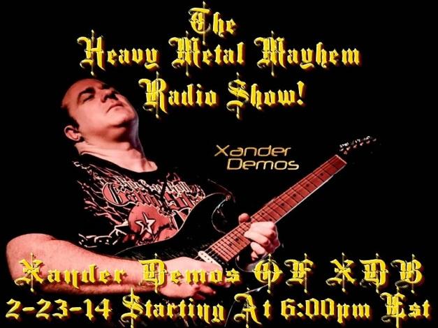 XanderDemosRadioShow