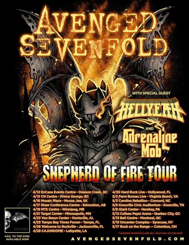 AdrenalineMobAvengedSevenfold-tour