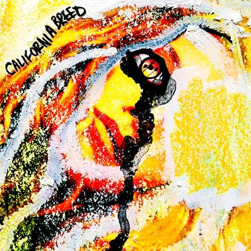 Above: Album cover for CALIFORNIA BREED's self-titled debut album. Credit: Austyn Blaine