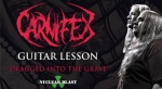 CARNIFEX guitar lesson