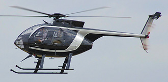 Treat: Copter similar to Rudd's