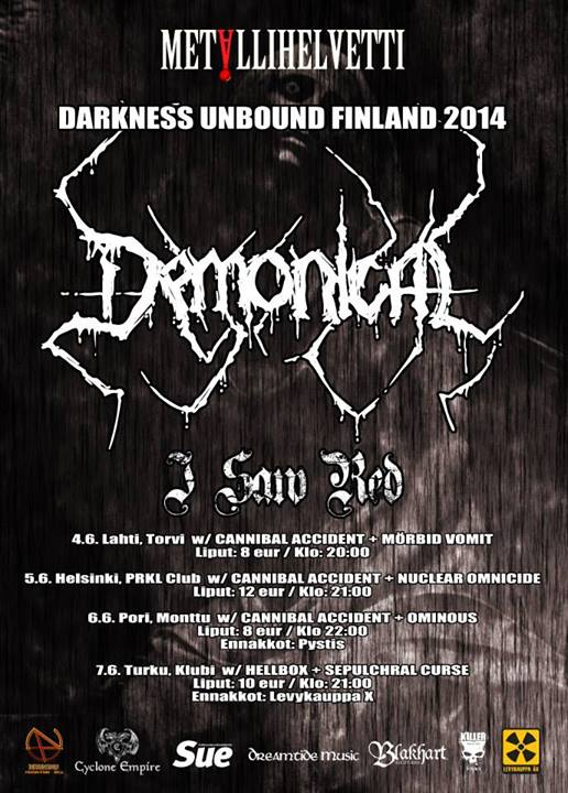 DemonicalFinland-tour
