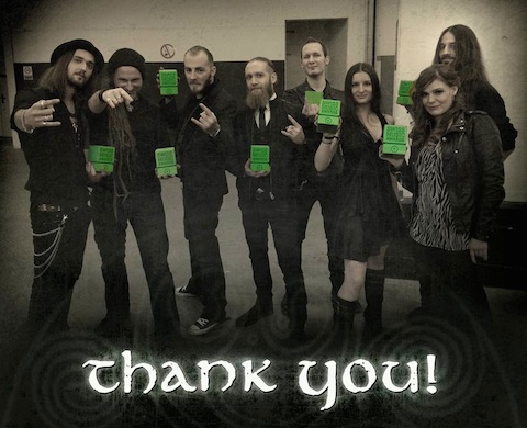 ELUVEITIE - win Swiss Music Award