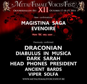Female metal voices fest