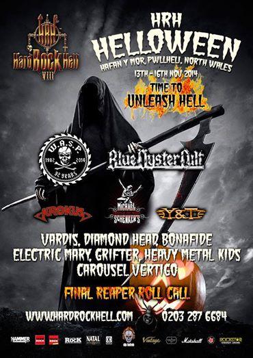 Hard Rock Hell 8