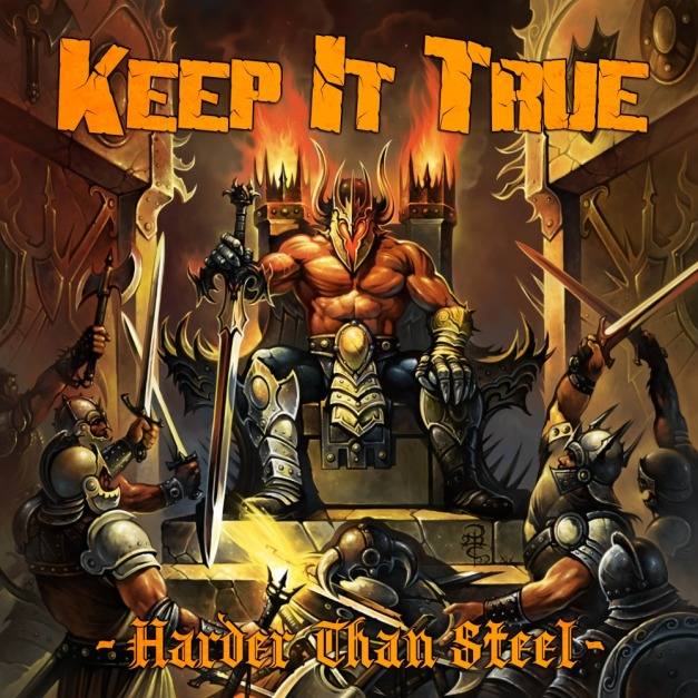 KeepItTrue-HarderThanSteel-cover