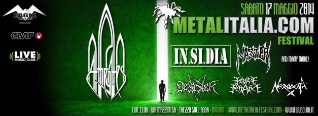 MetalitaliaFestival2014Banner