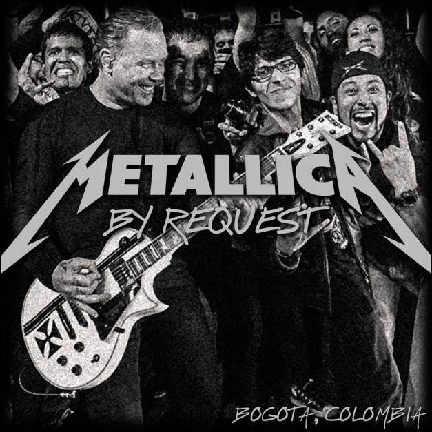 MetallicaBogota