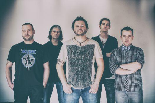 Osada Vida AD 2014 (l-r): Łukasz Lisiak, Adam Podzimski, Marek Majewski, Jan Mitoraj, Rafał Paluszek