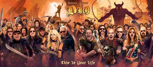 Ronnie James Dio tribute album