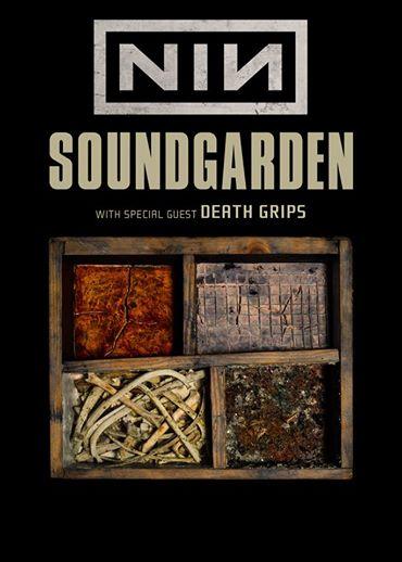 Soundgarden Nine Inch Nails Tour