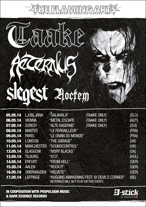 TAAKE-poster