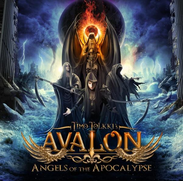 Timo Tolkki's Avalon