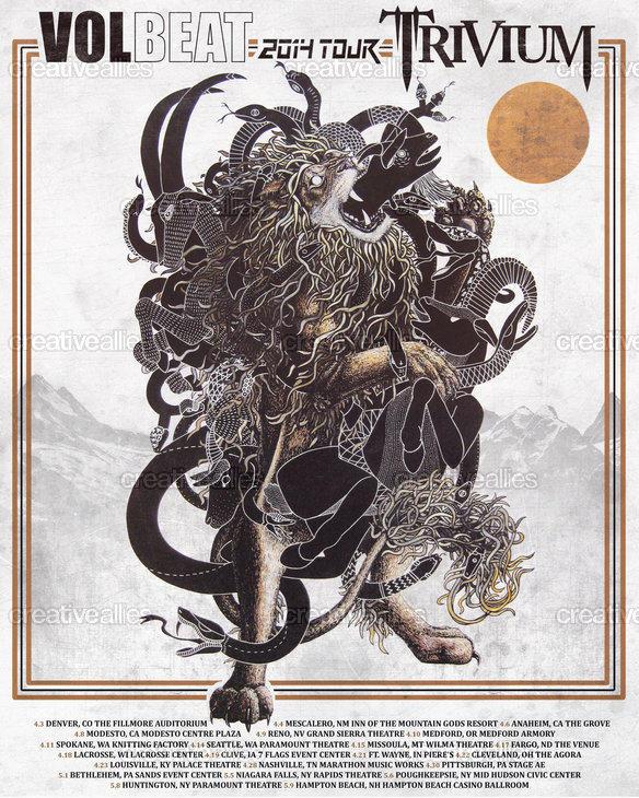 Trivium-Volbeat-winning-poster