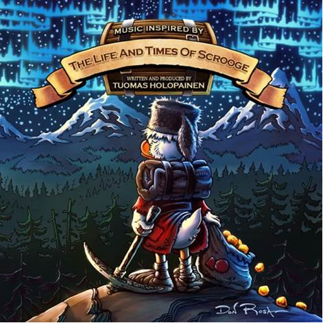 TUOMAS HOLOPAINEN – The Life And Times Of Scrooge