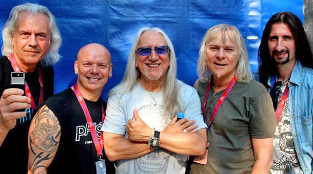Uriah Heep Unveil Title For Their 24th Album Metal Shock Finland World Assault
