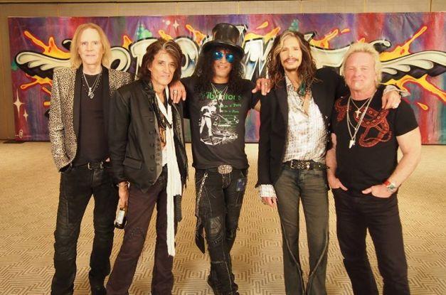 AerosmithSlash