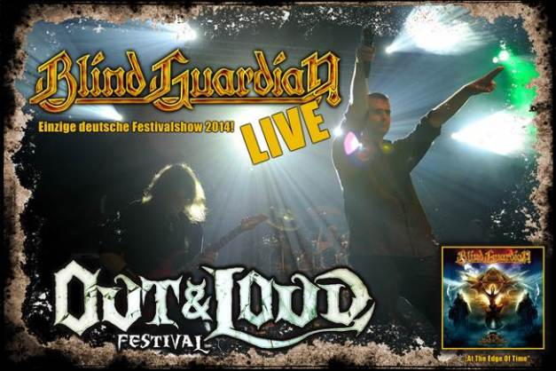BLIND GUARDIAN European tour