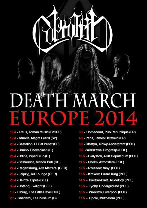 Coprolith_Death_March_Europe_2014