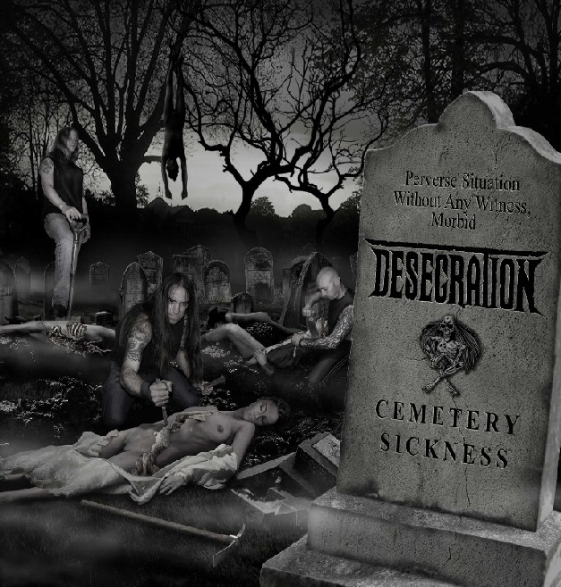 Desecration-Cemetery_Sickness_Album_Cover