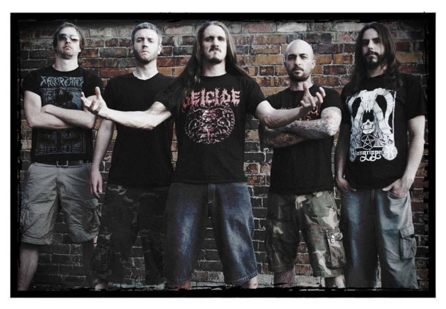 Flayed Disciple Band pic