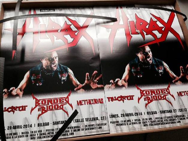 HiraxEuropeanTour-poster