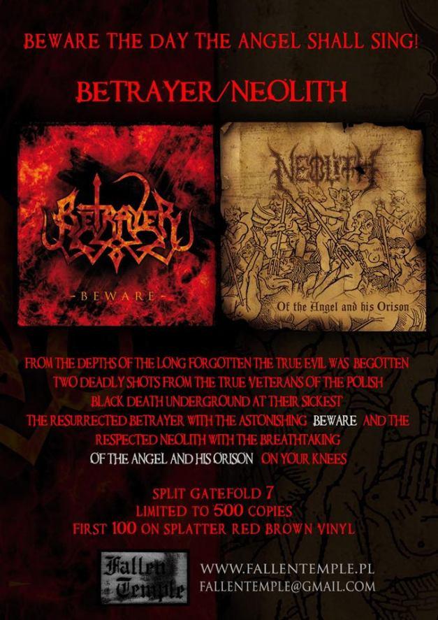 Neolith-Betrayer