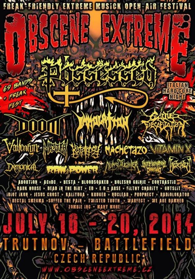 Obsecene Extreme Fest