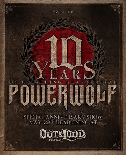 Powerwolf10years
