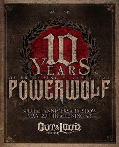 Powerwolf10years