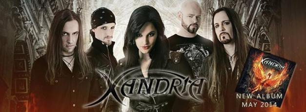 Xandria-header