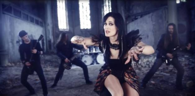 Xandria-video