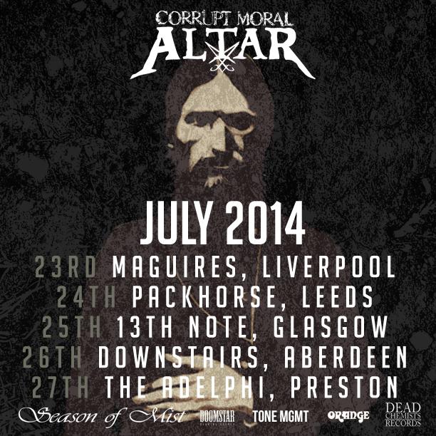 CorruptMoralAltar_UK_Tour_2014