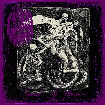 DEATH VOMIT - Gutted by Horrors