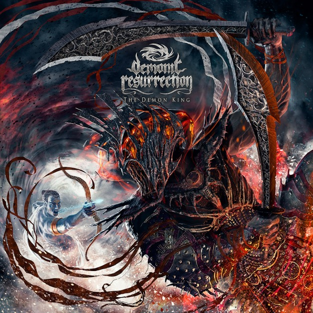 Demonic Resurrection - The Demon King [2014]