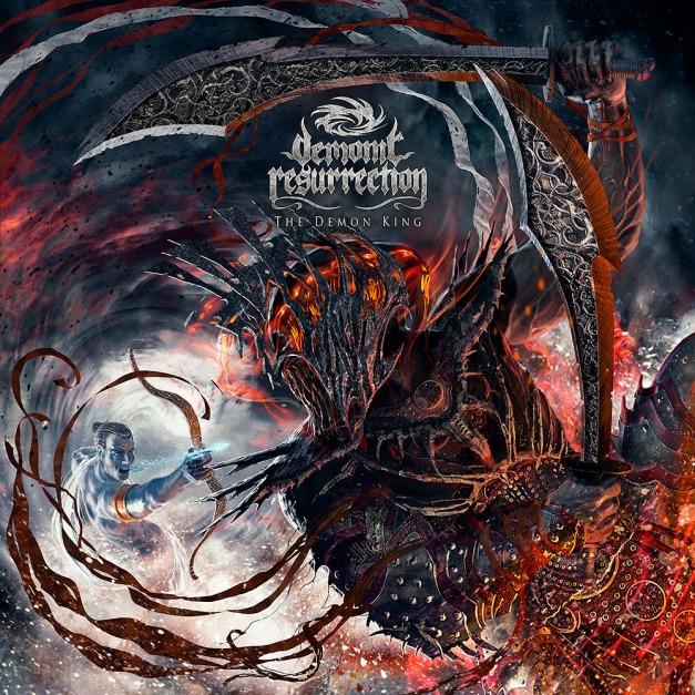 Demonic Resurrection - The Demon King [2014]