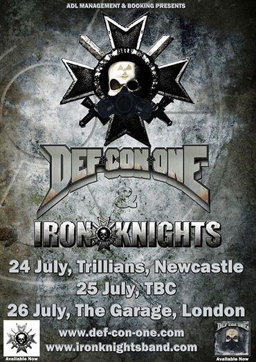 Iron Knights Def Con One