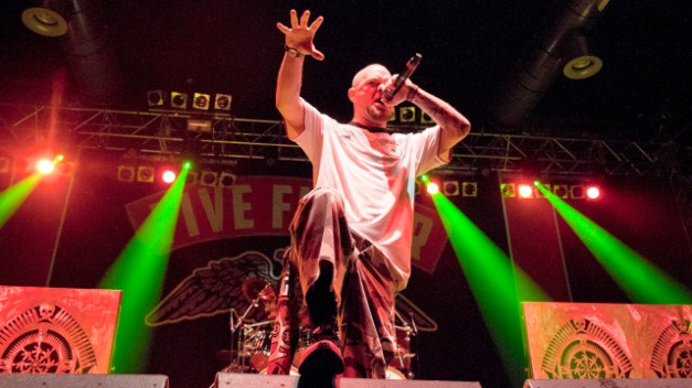 Five Finger Death Punch Perform In Berlin