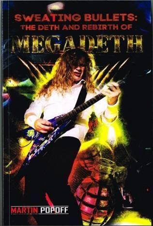 Martin Popoff Megadeth