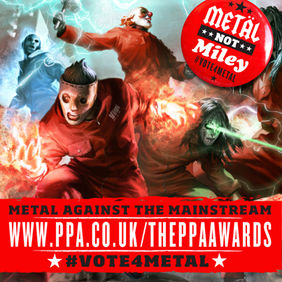 Metal Hammer PPA Awards