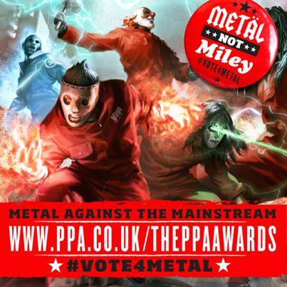 Metal Hammer PPA Awards