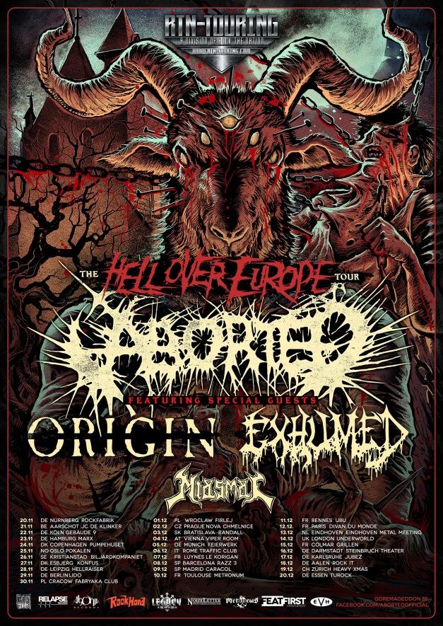 Origin European Tour
